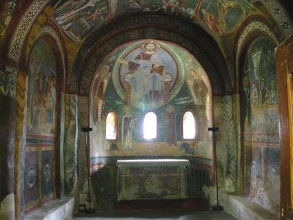 La cappella di Sant'Eldrado
