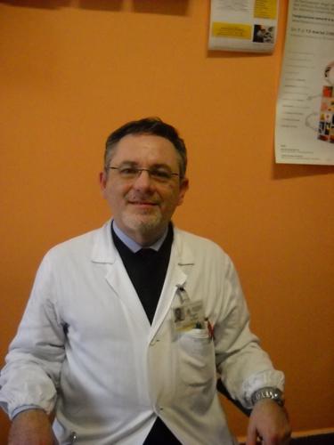 Il Dott. Patrizio Schinco